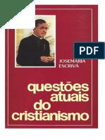 DocGo.Net-Questões atuais do cristianismo - São Josemaria Escrivá.pdf