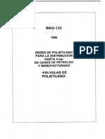 Válvulas de Polietileno