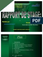 Mouhcin Stage