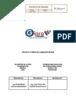 Proyecto Compra Lamimador Pl1