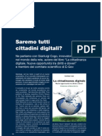 Saremo Tutti Cittadini Digitali?