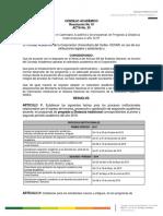 Calendario Academico EAD 2019