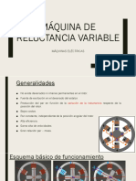 Reluctancia Variable