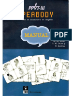 Manual Peabody