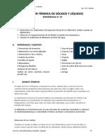 E07-Dilatacion Termica en Solidos y Liquidos