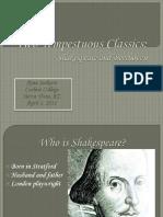The Classics Presentation PP Slideshow Ajaa Jackson