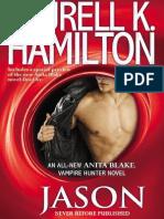 Hamilton, Laurell K. - Anita Blake 23 - Jason