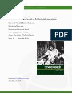 Emilia Cal y Mayor - Etnobotánica Mexicana