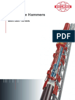 Delmag Hammer for Pile Installation