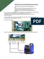 Manual de Puesta en Marcha Thc Robot3t-02 en Español