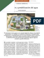 DEPURACIÓN Y POTABILIZACIÓN DE AGUA