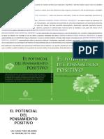 EL POTENCIAL DEL PENSAMIENTO POSITIVO.pdf