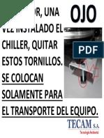 Manual Usuario UC2SE- Microchiller