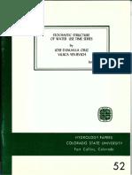 HydrologyPapers_n52.pdf