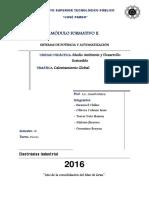 Blanco Vizarreta Cristina Proyecto Conga