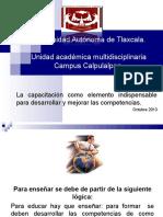 lacapacitacioncomoelementoindispensable-131030194954-phpapp01