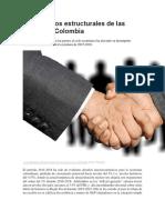 Los Desafíos Estructurales de Las Pymes en Colombia