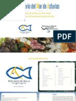 ASTURIAS Recetario de Pescado