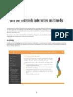 Guía de Contenido Interactivo Multimedia (CIM)