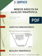 ELEMENTOS BÁSICOS DA RELAÇÃO TERAPÊUTICA.pptx