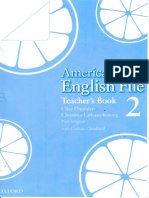 American English File 2 - Teachers Book First Edition