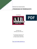 Sp HACCP Basico Proposal 2009