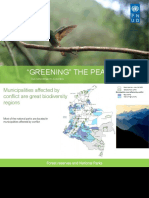 Colombia - Greening the Peace