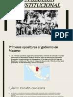 Revolución Constitucional332
