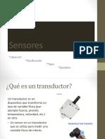 Sensores Para Convalidacion