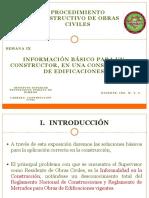 06 Procedimientos Constructivos - Inf. Basico Para La Construccion