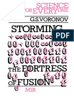 (Science for Everyone) G. S. Voronov-Storming the Fortress of Fusion (Science for Everyone)  -Mir Publishers (1988).pdf