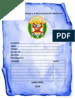 Monografia de Ciencia Policial