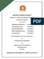 Aircraft Design Project1