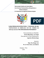 Luis Angel. Tesis Caracterizacion Estructural y Funcional de Una Fosfolipasa a2 Homologa k49