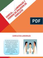 2 La Solucion de Los Conflictos de Trabajo Listoooo