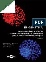 Epigenética  bases moleculares, efeitos na fisiologia e na pato... (1).pdf