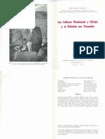 La Participacion de Las Mujeres en La Historia de Bolivia