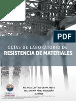 Guías de Laboratorio Resistencia de Materiales