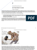 The Concept of the Other from Kant to Lacan _ Issue 127 _ Philosophy Now