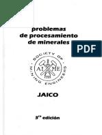 Problemas de Procesamiento de Minerales -Juan Jaico (1)