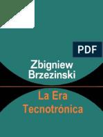 Zbigniew Brzezinski - La Era Tecnotronica (1970) - Between Two Ages