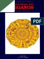 Astrologia Dos Ciganos e a Sua Magia - Maria Helena Farelli