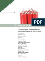 Emancipación o dependencia los recursos naturales en AL.pdf