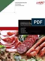 Estrategia de mercadeo para Carnes Frías Enriko