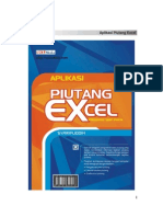 eBook Software - Aplikasi Piutang Excel