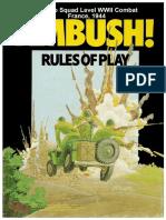 Rule Book With Errata