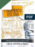 el pensamiento efectivo.pdf