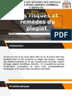 Thème 8 Les Risques Et Remèdes Du Plagiat.pptx · Version 1