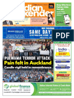 Indian Weekender, 22 February 2019, Vol 10 Issue 47