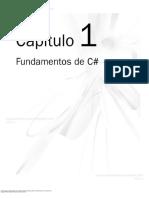 Fundamentos de C# Capítulo 1